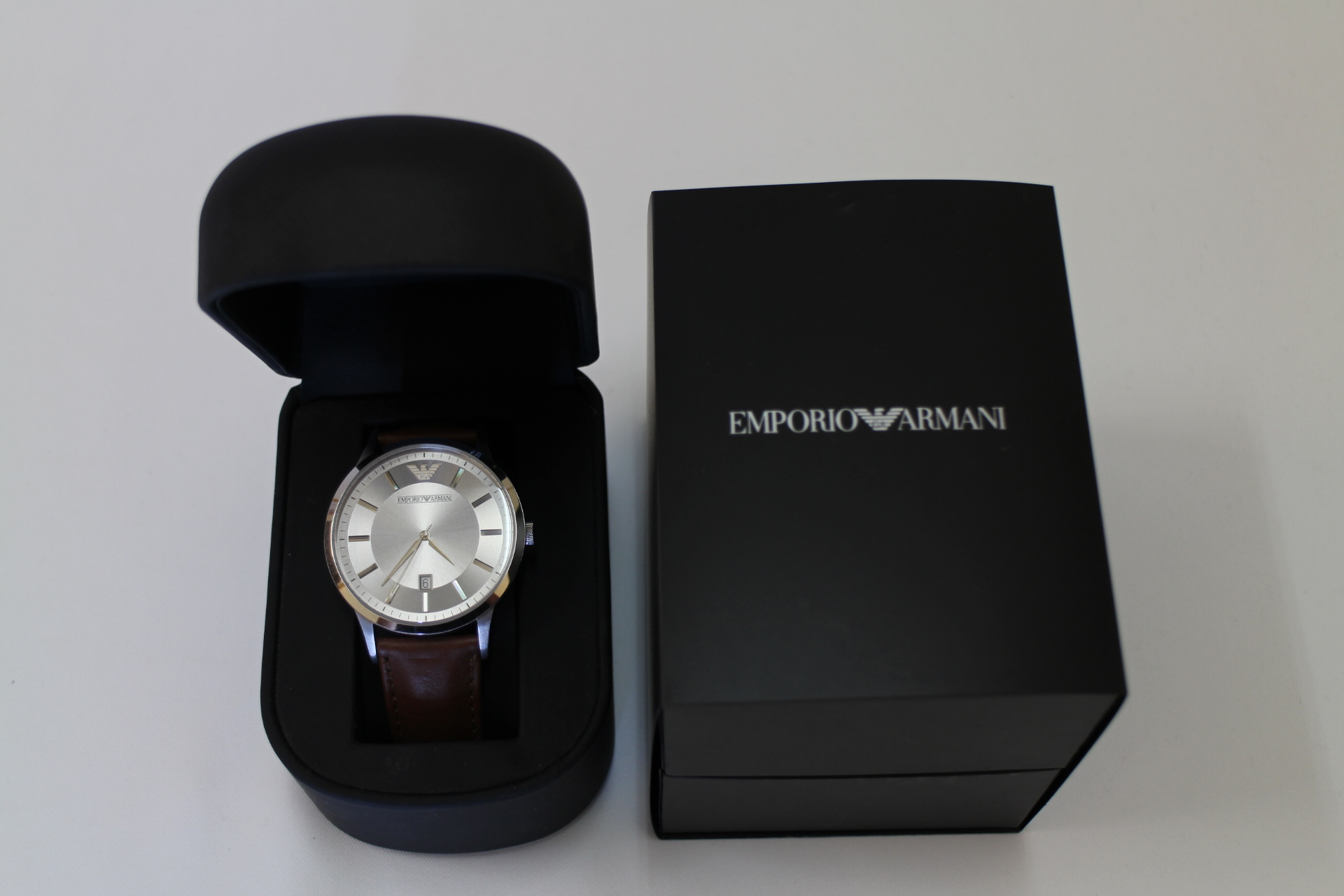 new styles 79da0 9353c EMPORIO ARMANI(エンポリオアルマーニ)メンズ腕時計 ...