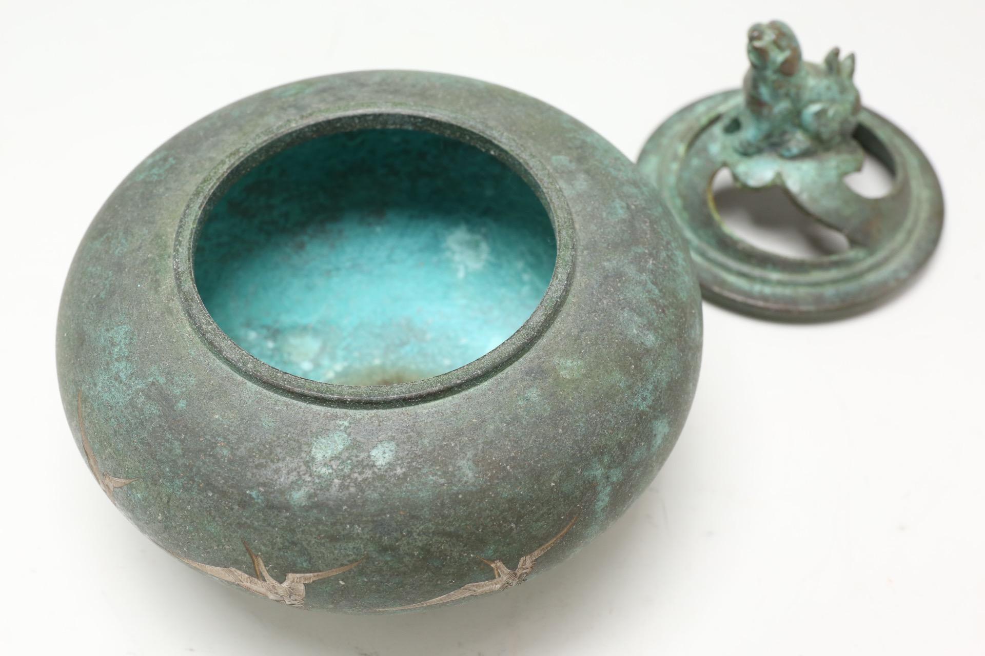 高岡銅器 精銅香炉 [2Z-4231]3