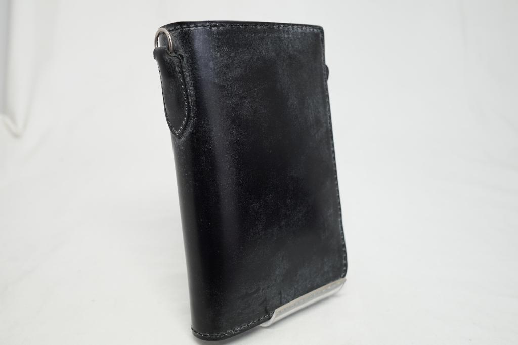 コルボ ブライドルレザー L字ファスナー財布2
