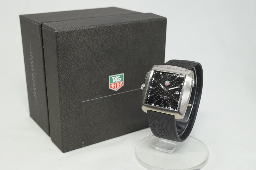 タグホイヤー ゴルフウォッチ WAE11114