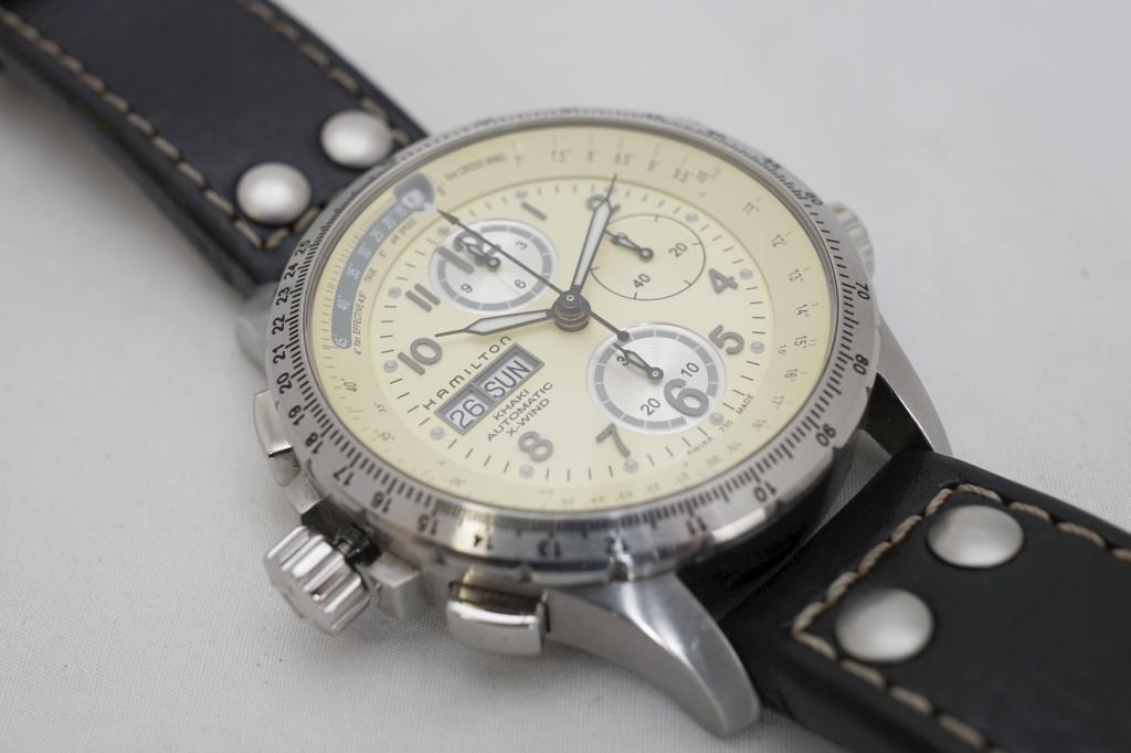ハミルトン 腕時計 カーキXウィンド2