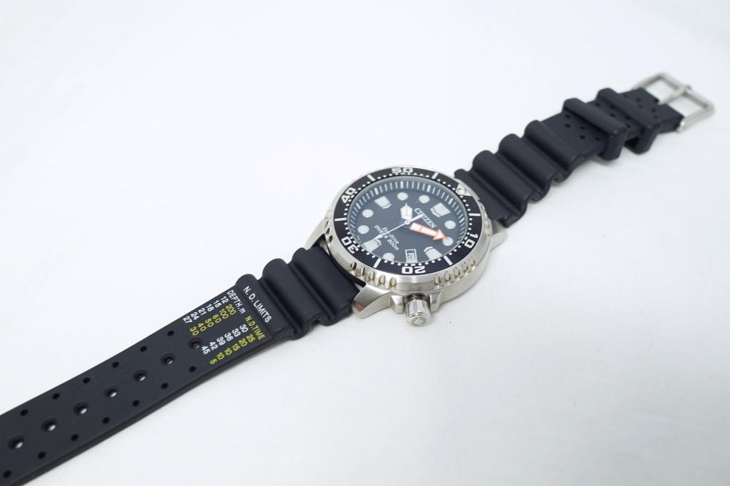 CITIZEN エコドライブ腕時計 PROMASTER BN0156-05E3