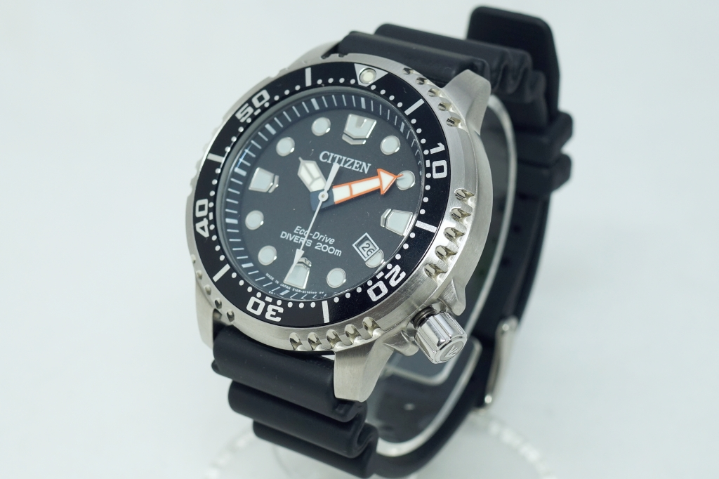 CITIZEN エコドライブ腕時計 PROMASTER BN0156-05E2