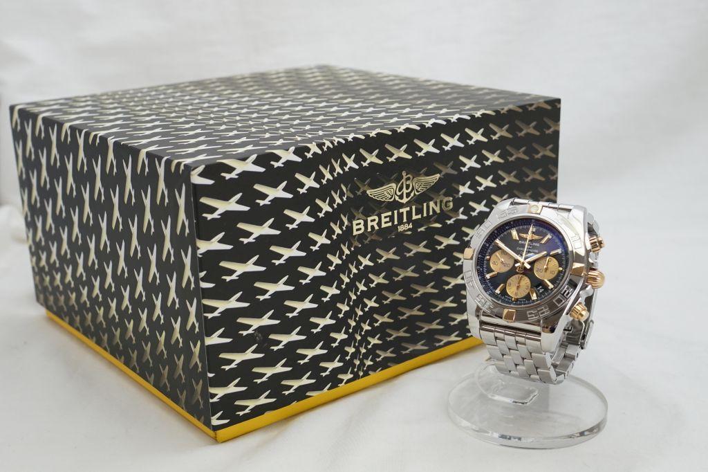 ブライトリング クロノマット44 ビコロ B011B68PA4