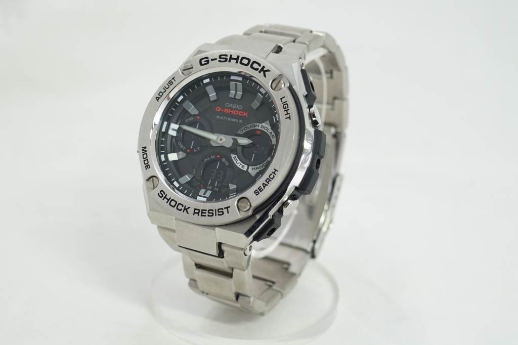 CASIO G-SHOCK 「G-STEEL」GST-W110D2