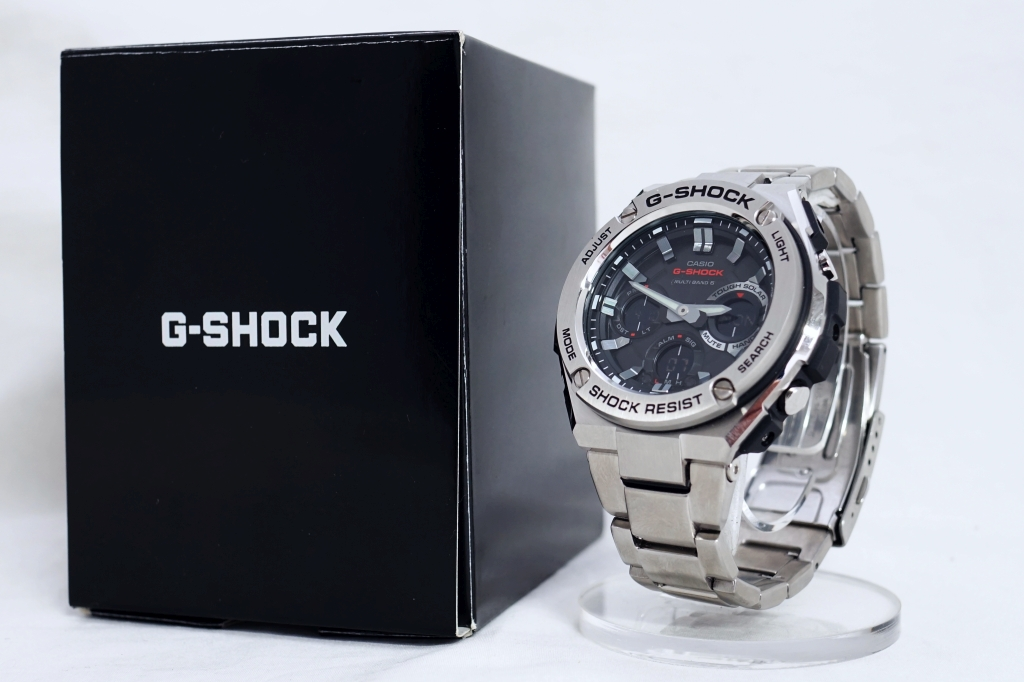 CASIO G-SHOCK 「G-STEEL」GST-W110D4