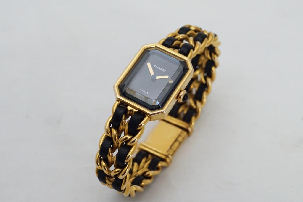 シャネル 腕時計 プルミエール H0001