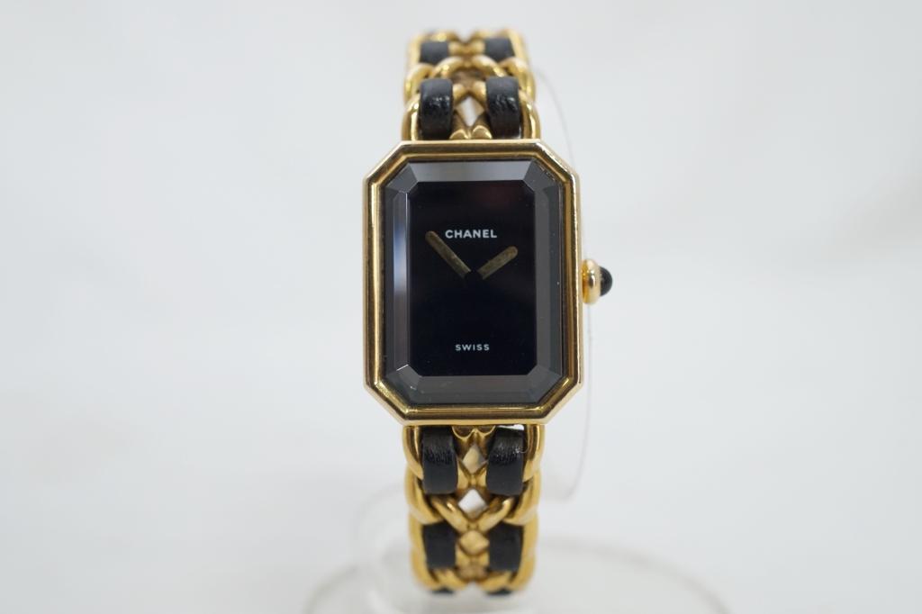 シャネル 腕時計 プルミエール H00012