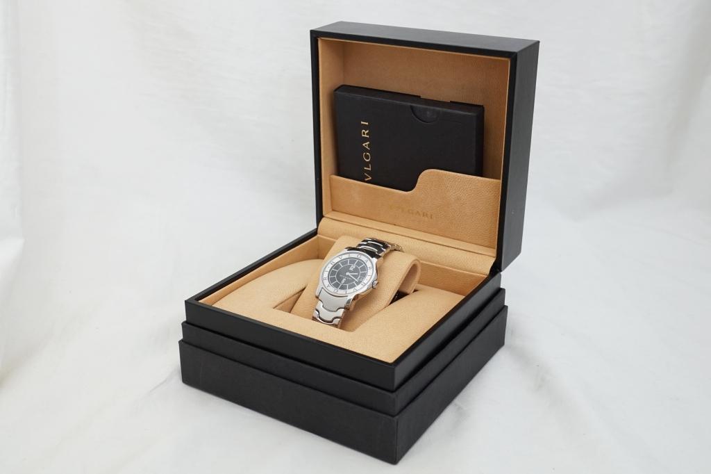 ブルガリ 腕時計 ソロテンポ ST35BSSD4