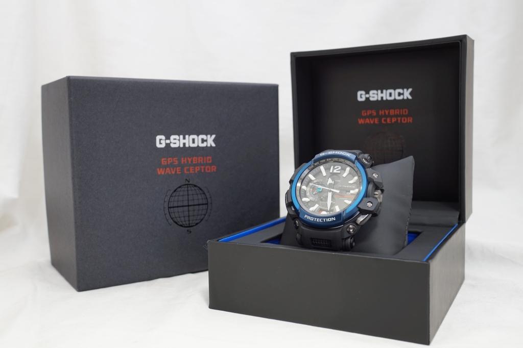 CASIO  G-SHOCK  グラビティマスター GPW-2000-1A2JF4