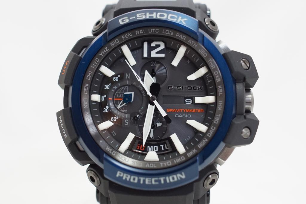 CASIO  G-SHOCK  グラビティマスター GPW-2000-1A2JF2
