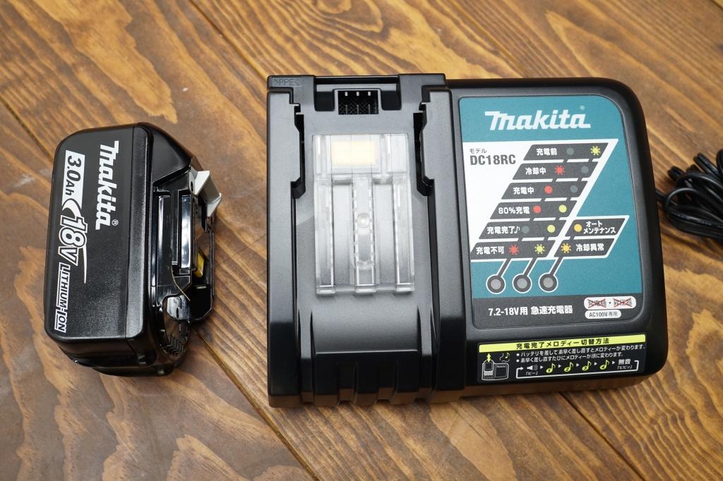 マキタ ハイパワーコードレス掃除機 CL180FDRFW3