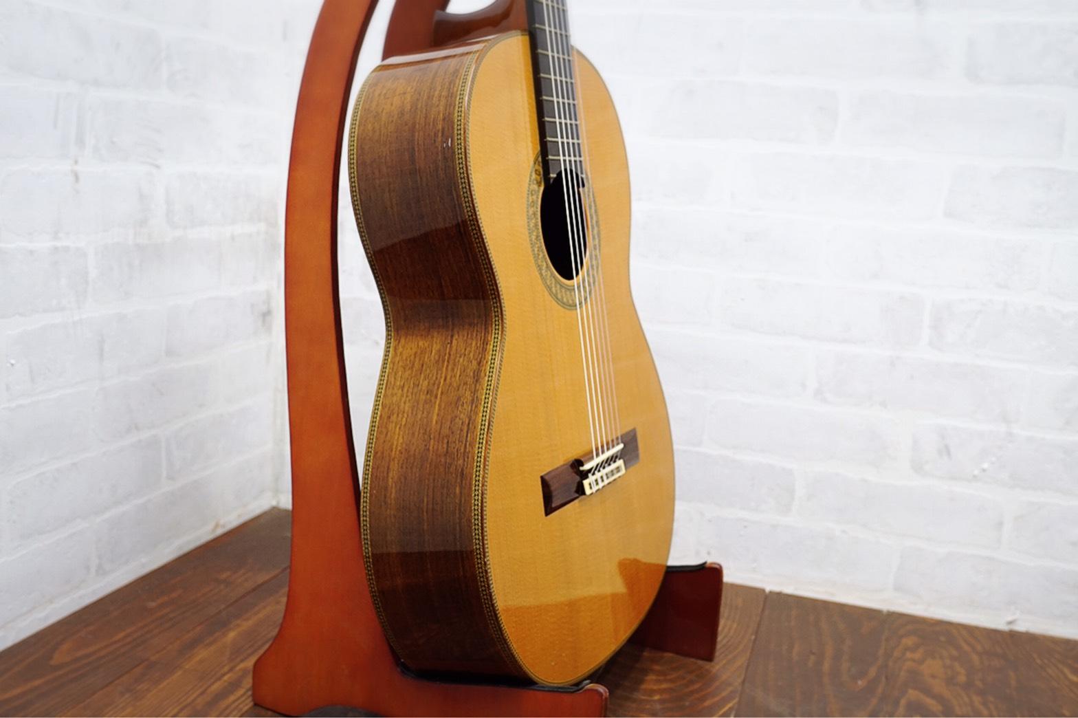 黒澤澄夫 クラシックギター No.202