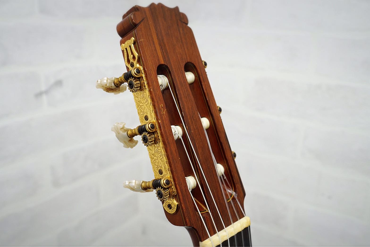 黒澤澄夫 クラシックギター No.204