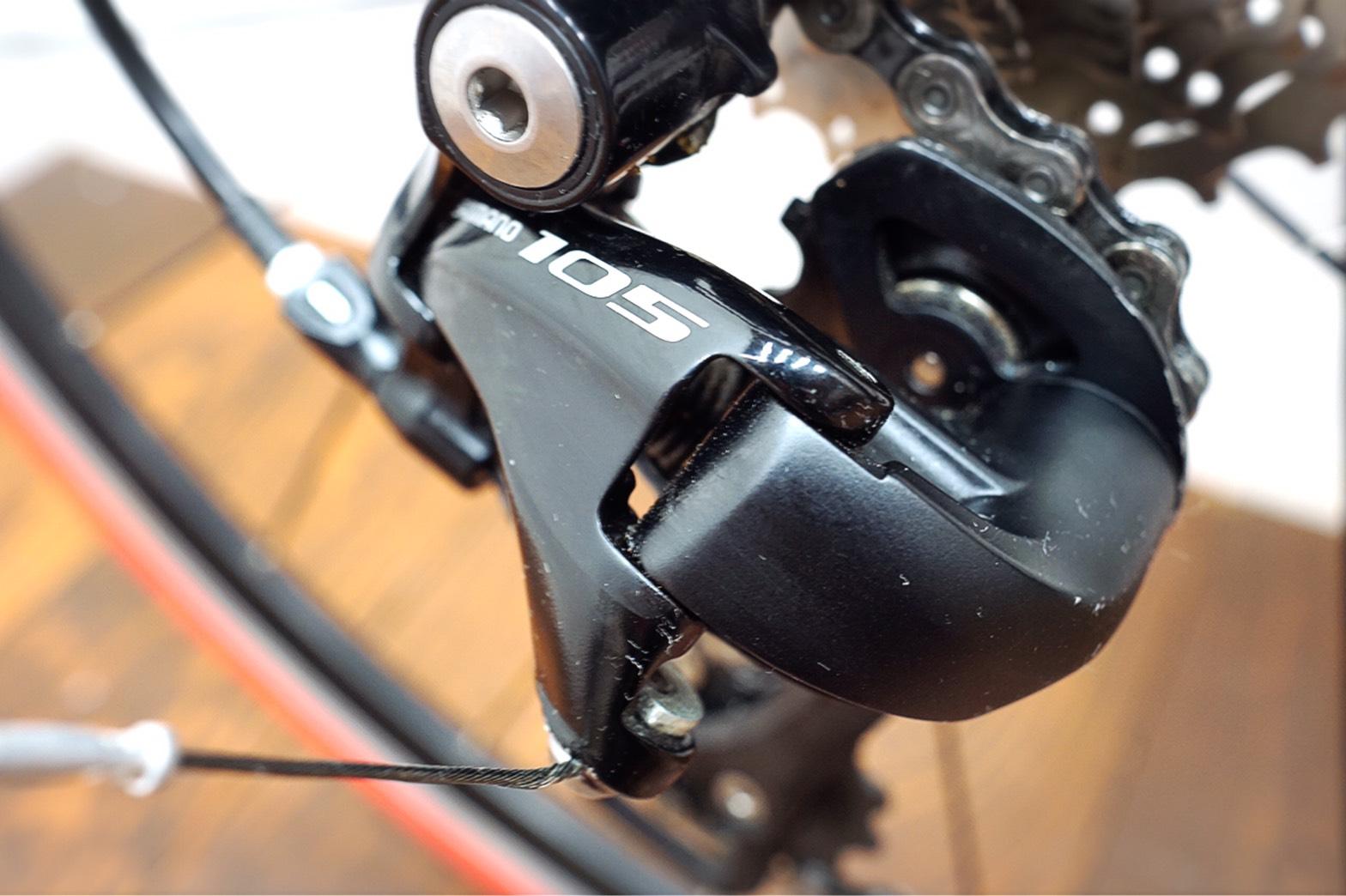 MERIDAメリダ ロードバイク RIDE400 lampre4