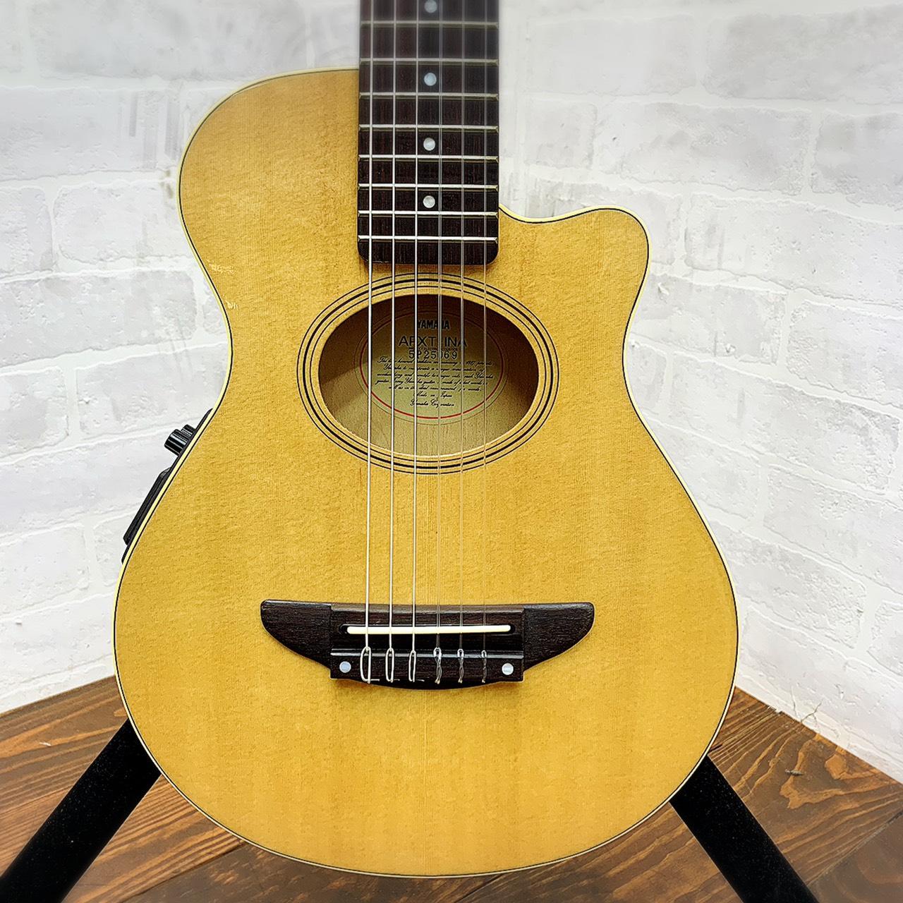 YAMAHA APXT-1NA トラベル・エレガットギター2