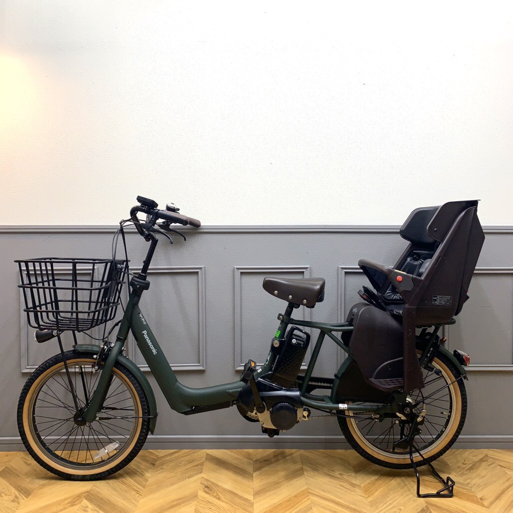 Panasonic 電動アシスト自転車 BE-ELA03AG 2018年モデル3