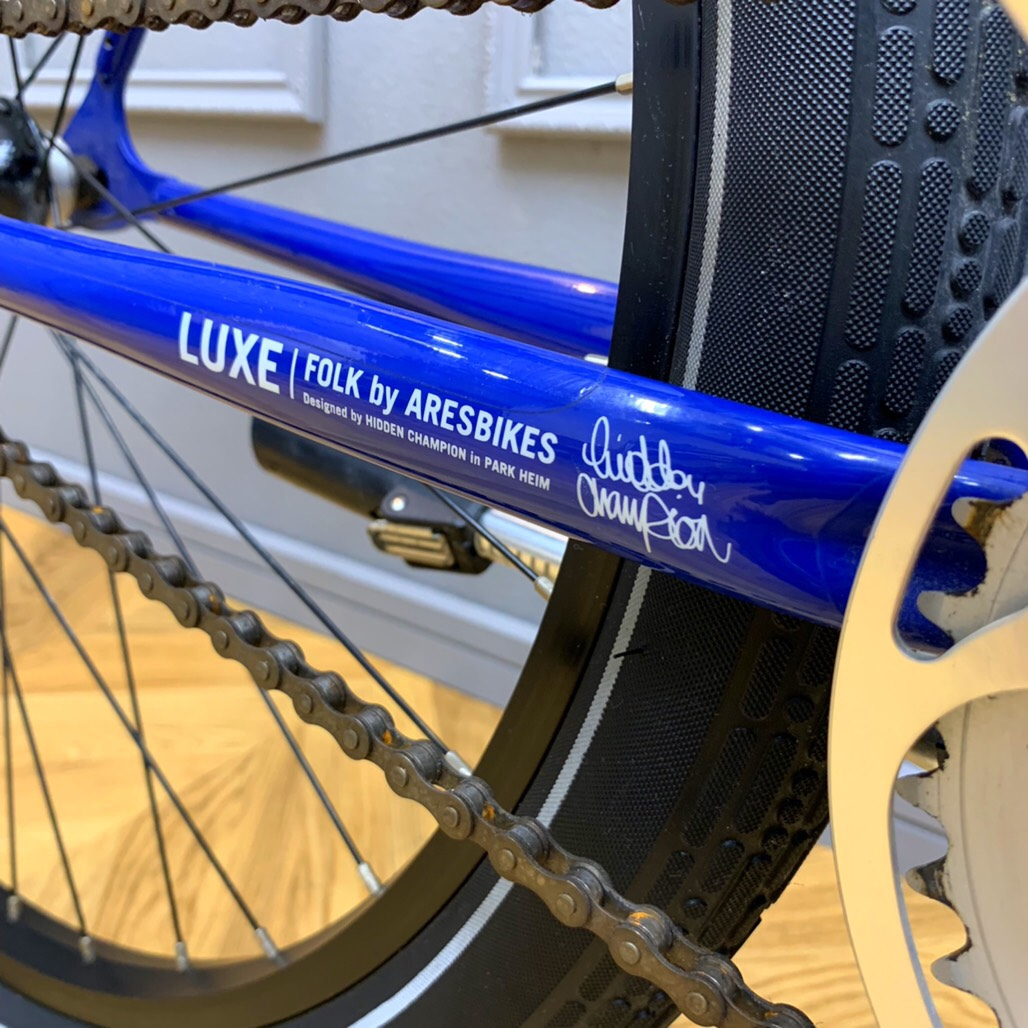 """FOLK BY ARESBIKES クルーザーバイク""""LUXE""""4"""