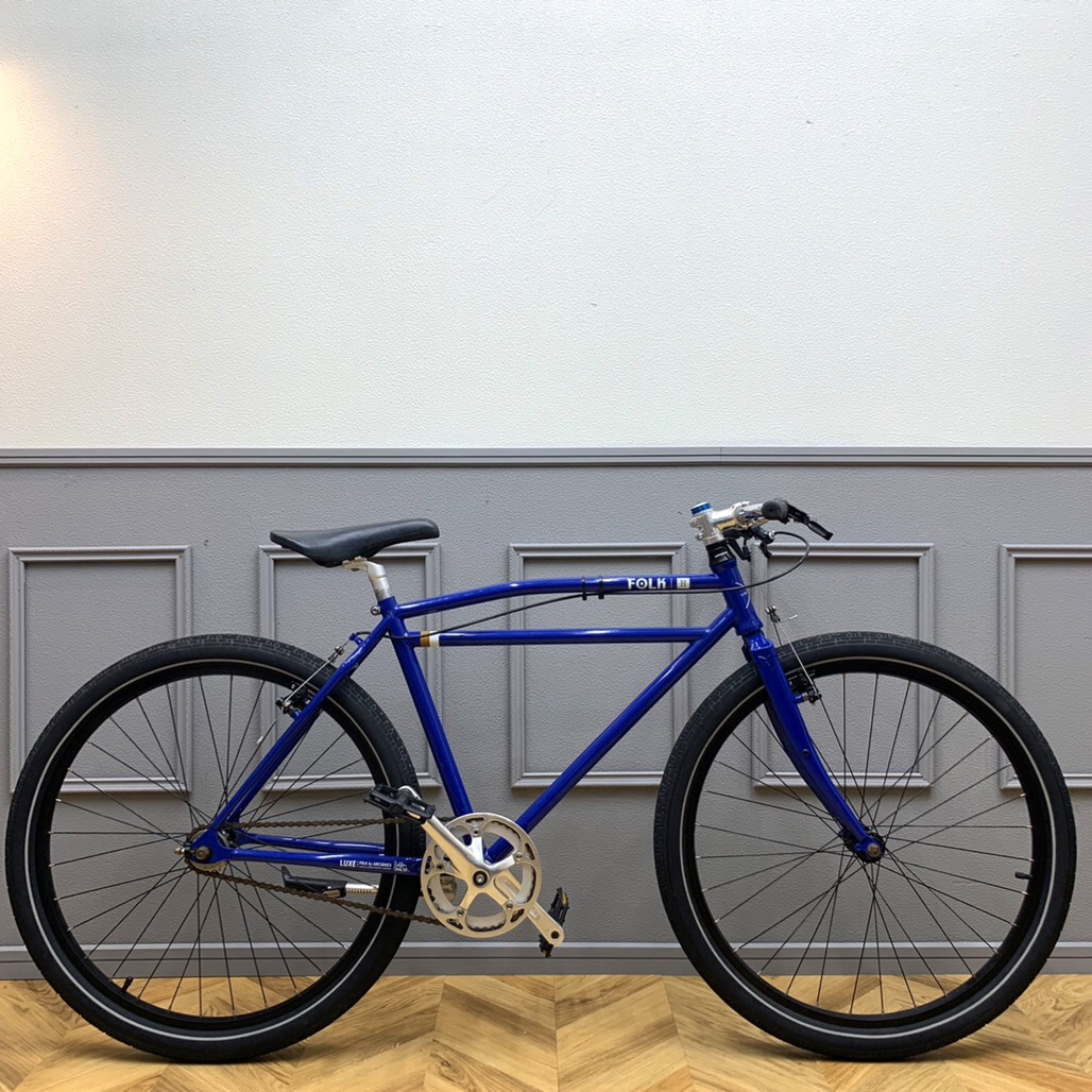 """FOLK BY ARESBIKES クルーザーバイク""""LUXE""""2"""