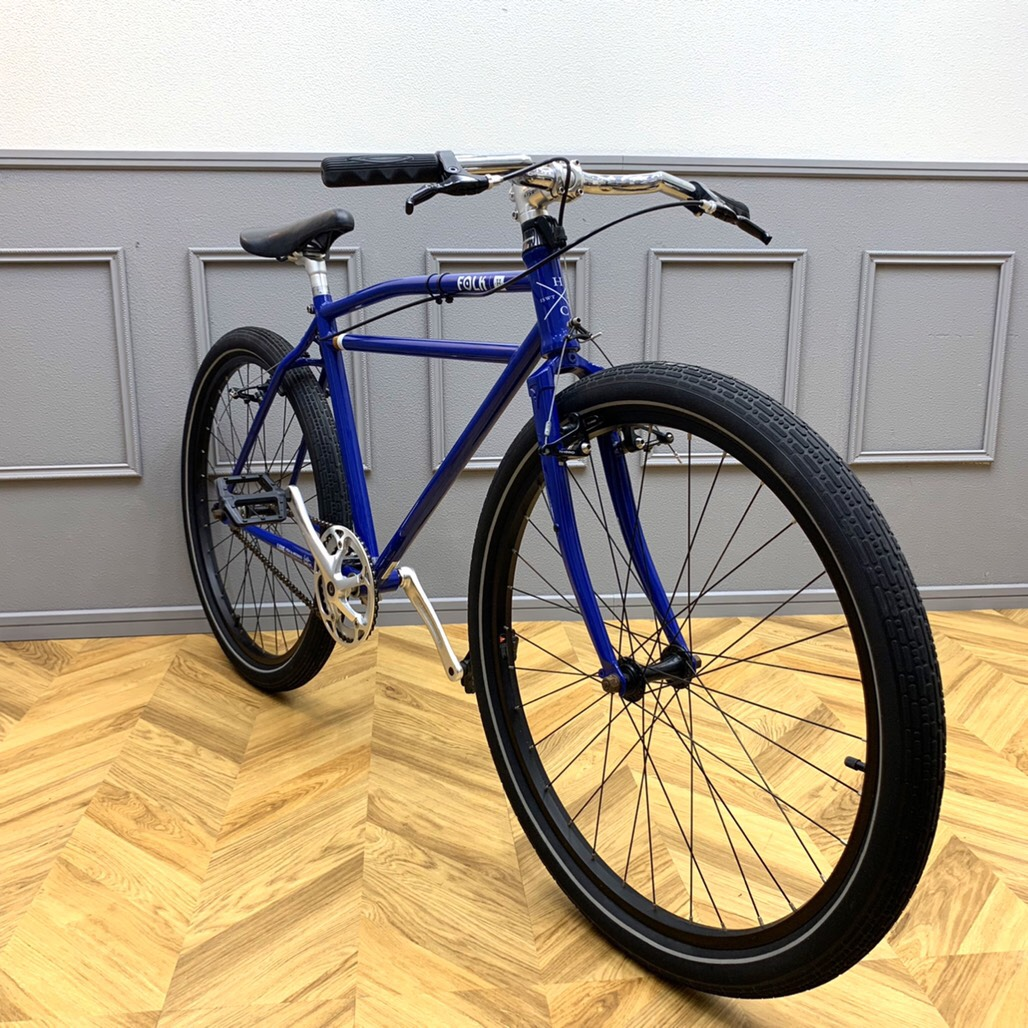 """FOLK BY ARESBIKES クルーザーバイク""""LUXE"""""""