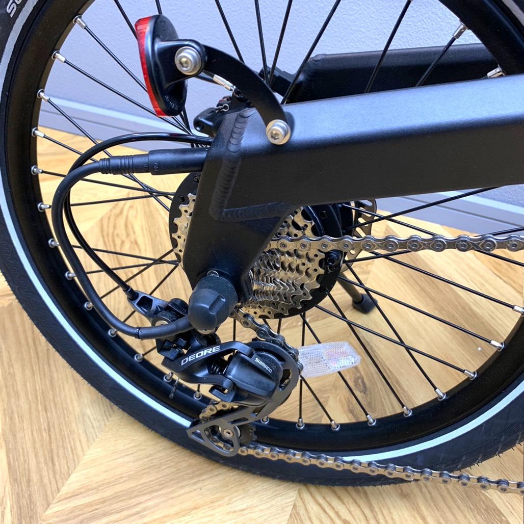 電動アシスト自転車 BESV PS14