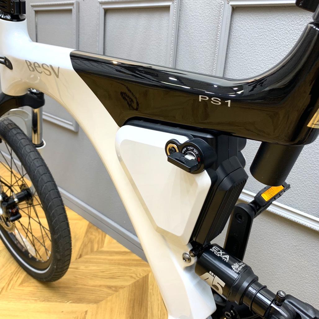 電動アシスト自転車 BESV PS13