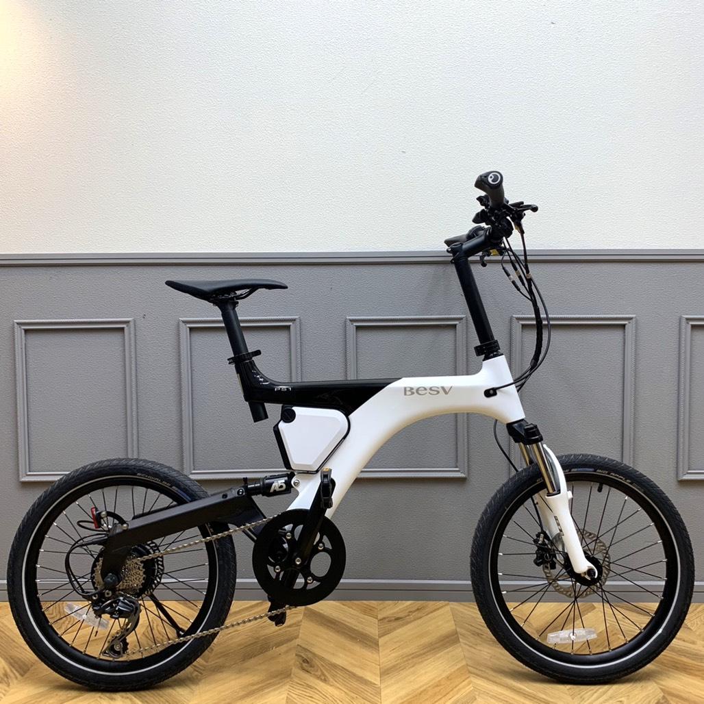 電動アシスト自転車 BESV PS1