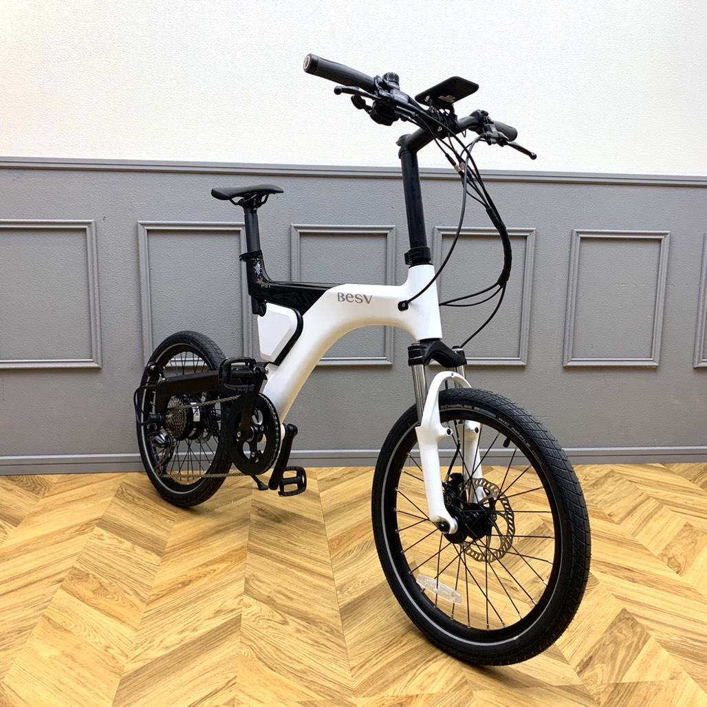 電動アシスト自転車 BESV PS12