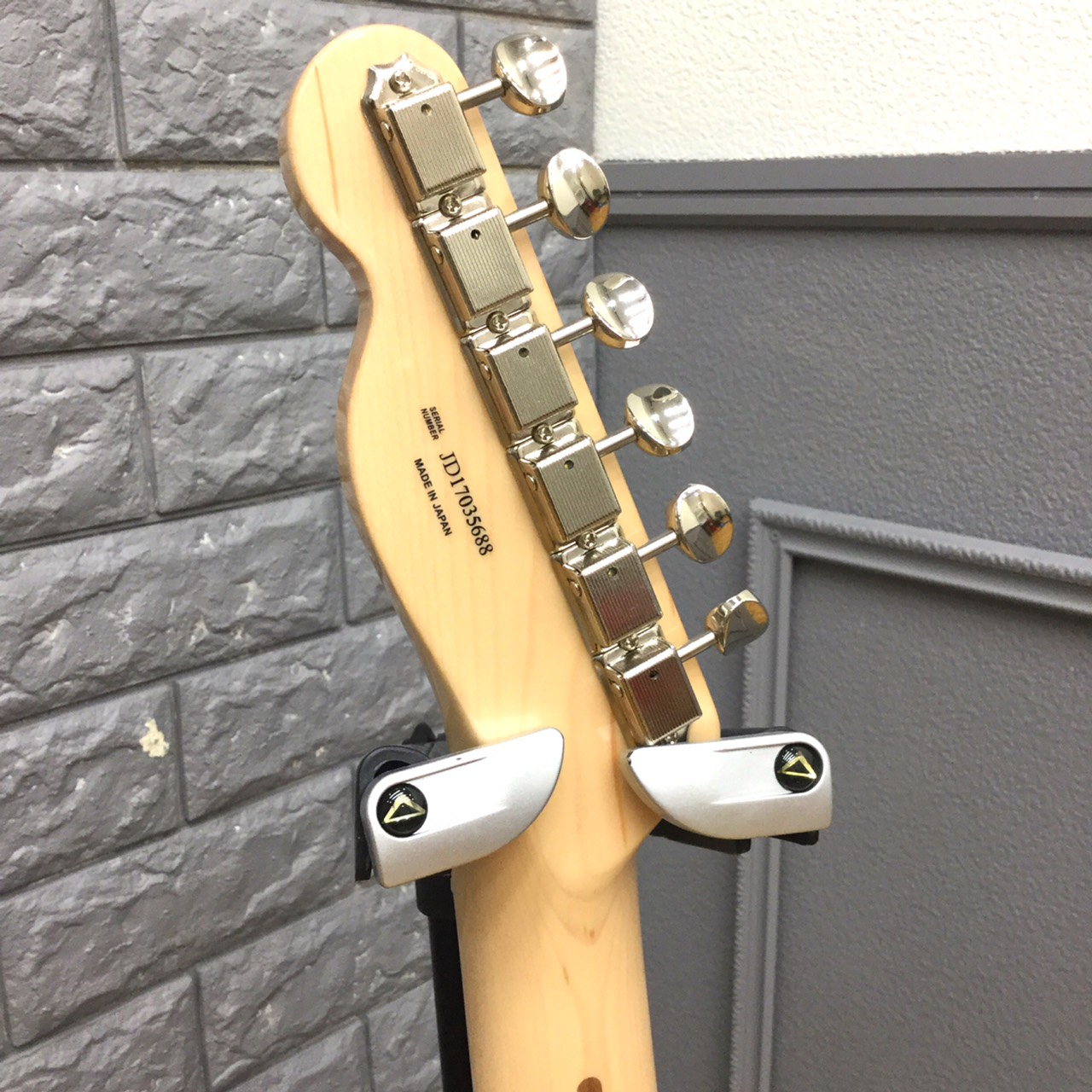 Fender Japan Traditional '70s Telecaster Thinline4