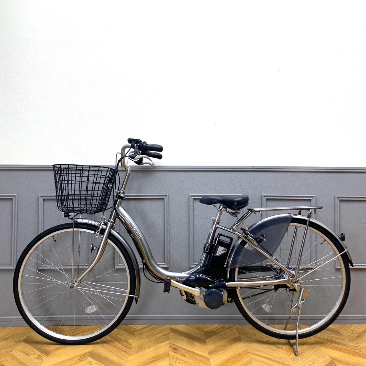 ブリヂストン 電動アシスト自転車  アシスタ ベーシック  A6BD182