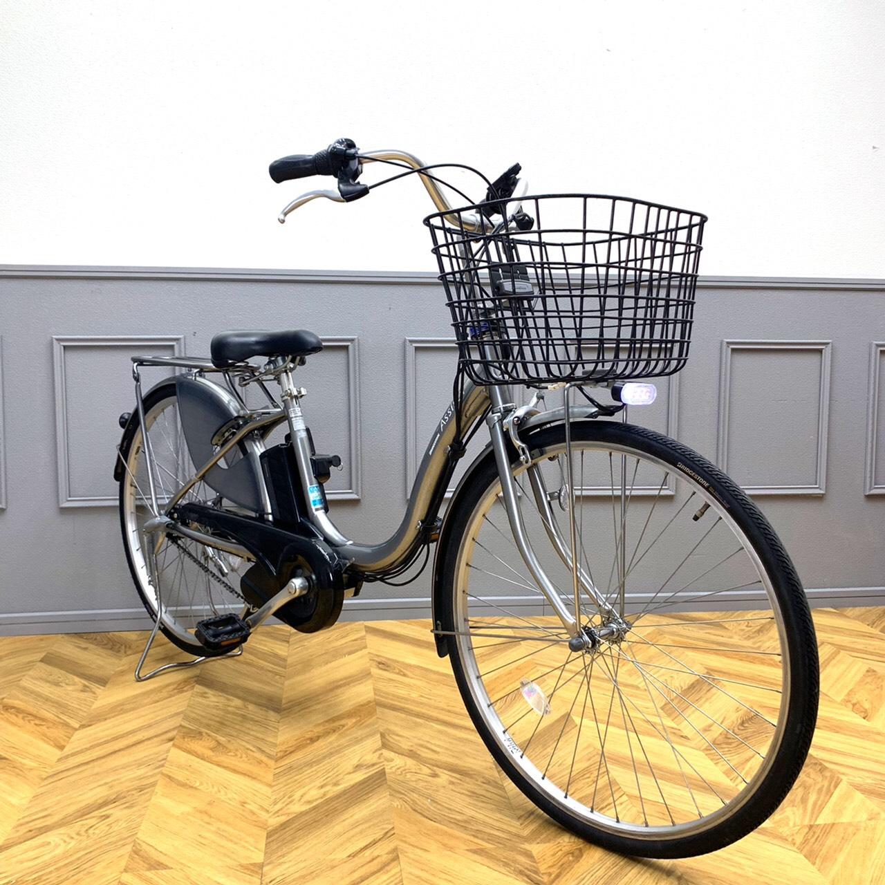 ブリヂストン 電動アシスト自転車  アシスタ ベーシック  A6BD18