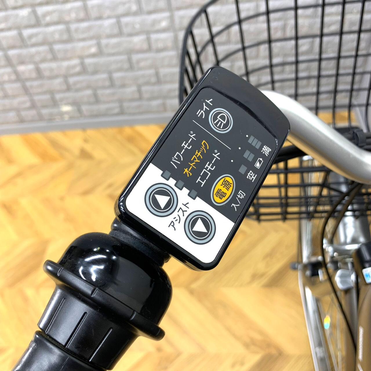 ブリヂストン 電動アシスト自転車  アシスタ ベーシック  A6BD184