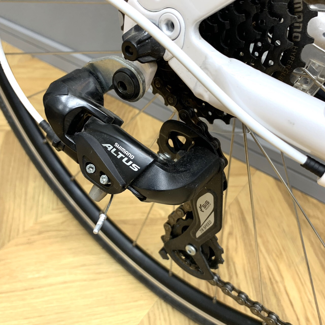 LOUIS GARNEAU ルイガノ クロスバイク CHASSEシャッセ  2014年モデル4