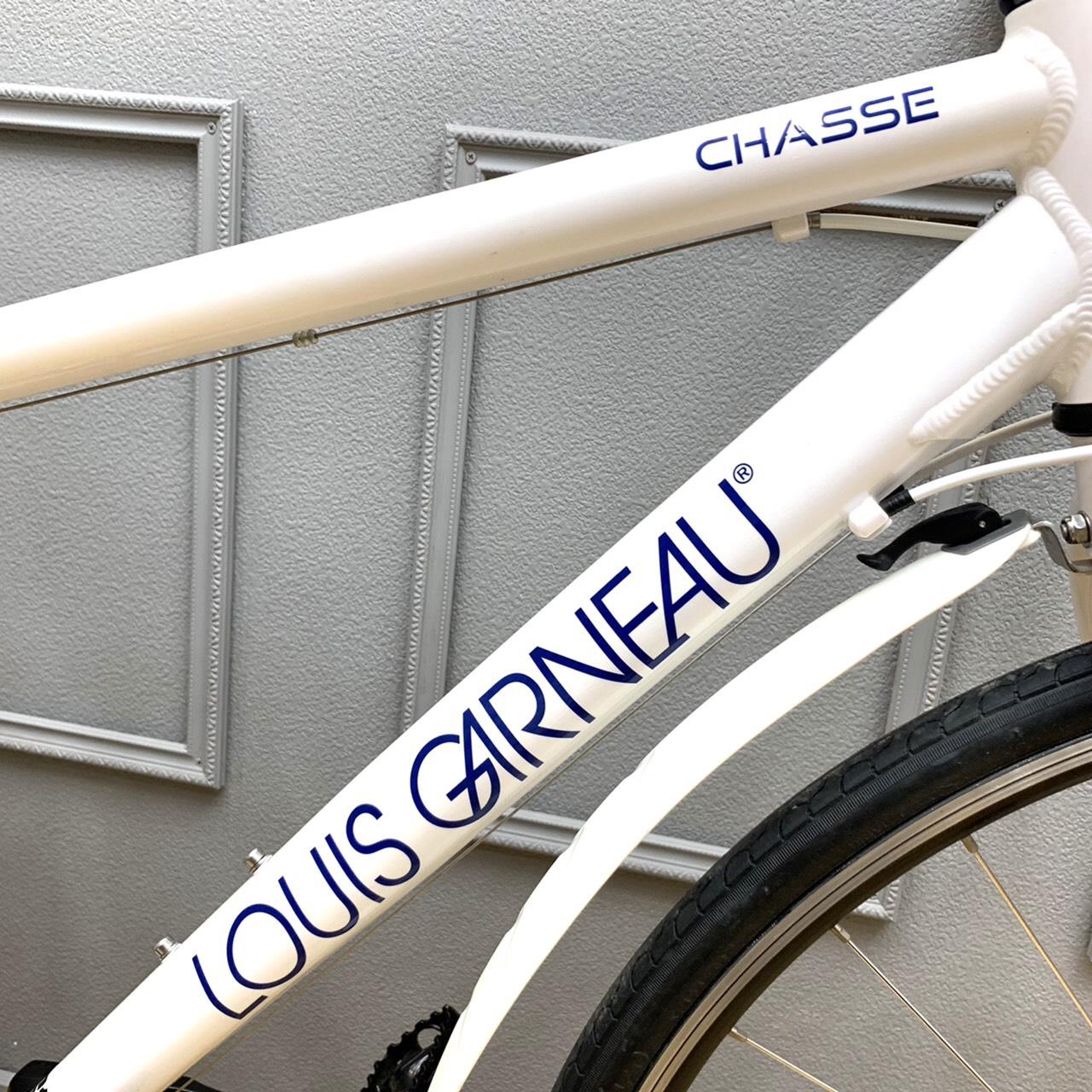 LOUIS GARNEAU ルイガノ クロスバイク CHASSEシャッセ  2014年モデル3