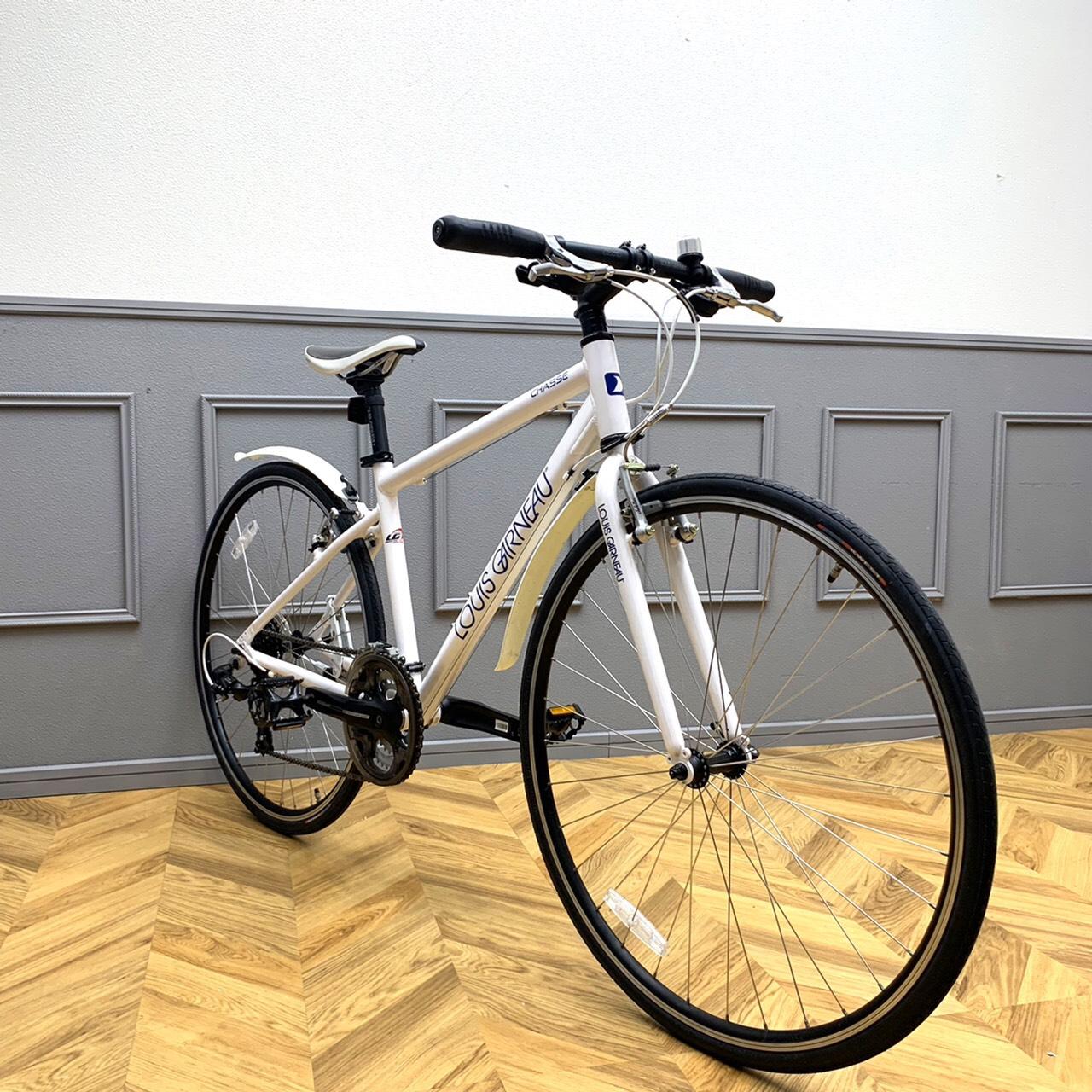 LOUIS GARNEAU ルイガノ クロスバイク CHASSEシャッセ  2014年モデル