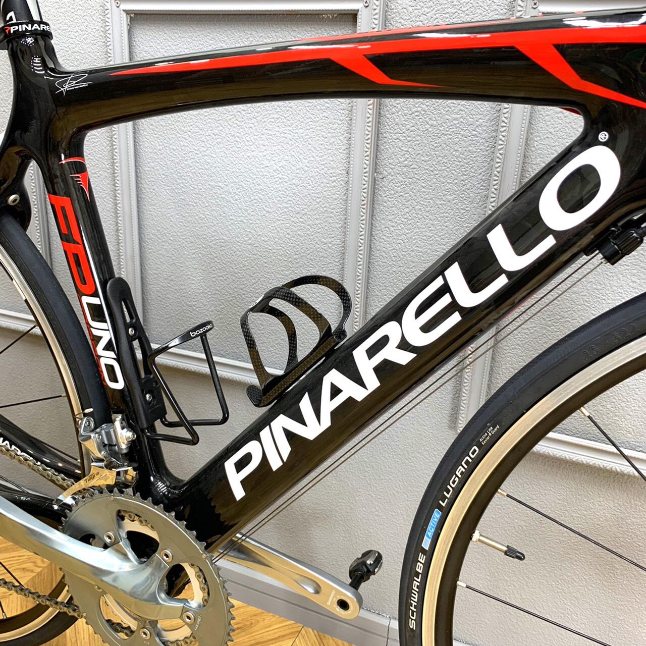 PINARELLOピナレロ フルカーボンロードバイク FP UNO Carbon  2013年モデル3