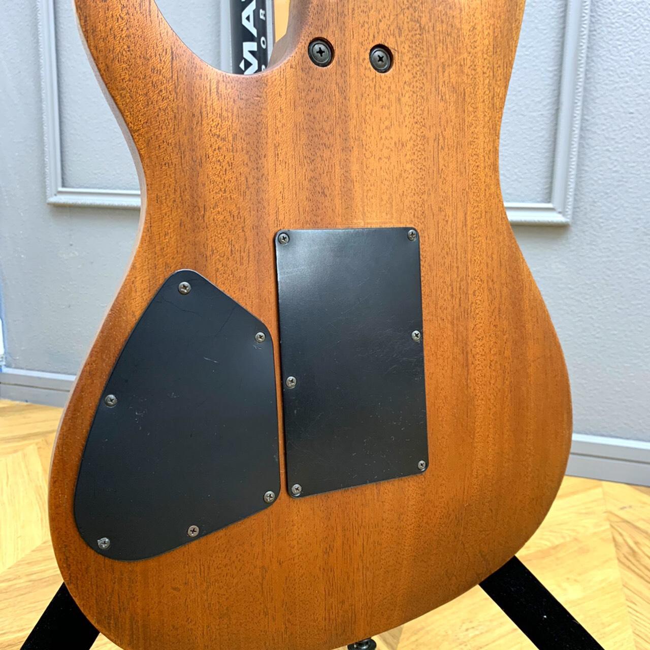 Ibanezアイバニーズ S370 エレキギター 1995年製造 国産 フジゲン オールマホガニーボディ4