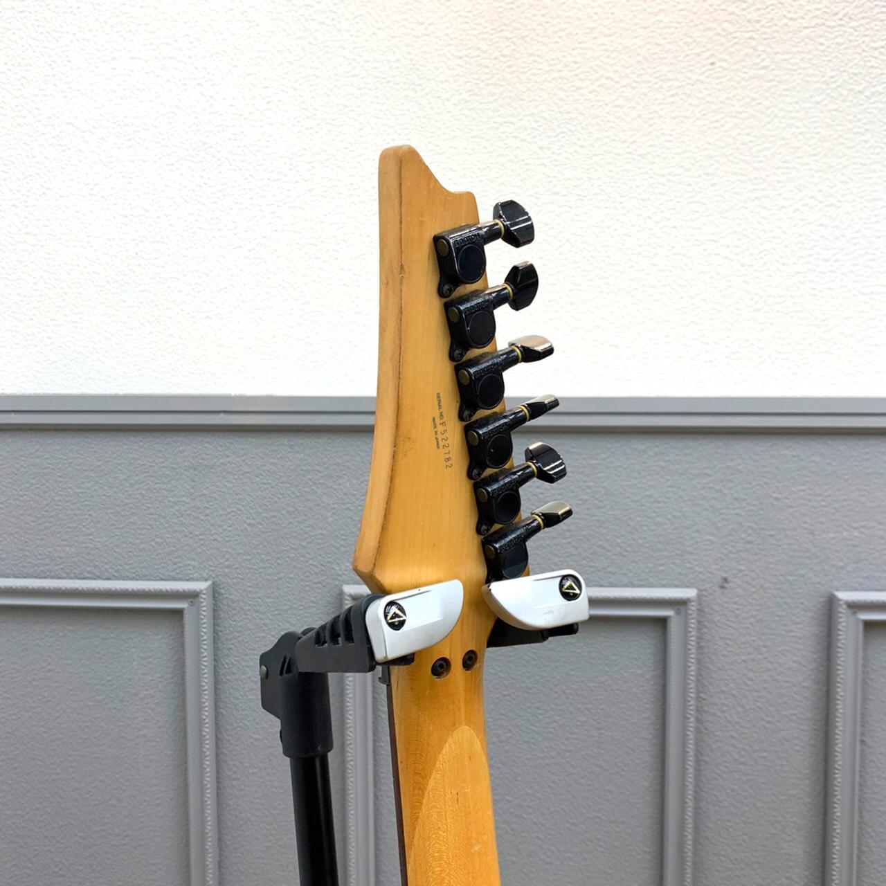 Ibanezアイバニーズ S370 エレキギター 1995年製造 国産 フジゲン オールマホガニーボディ3