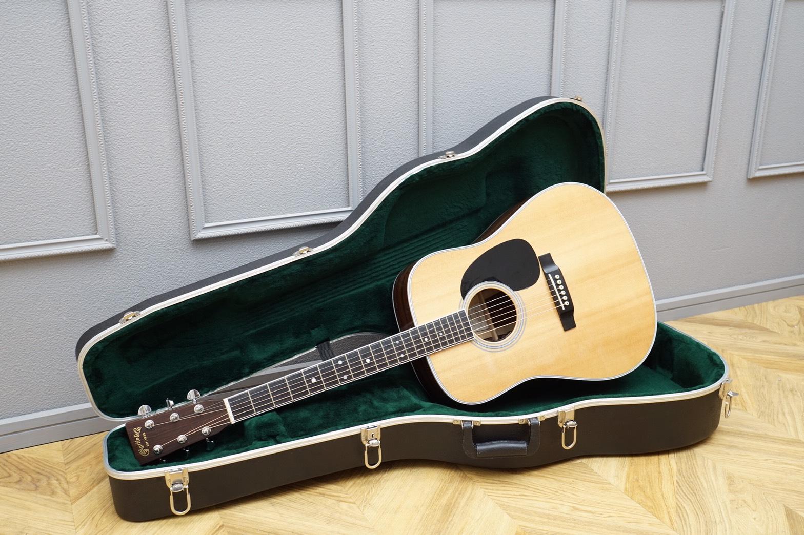 Martinマーチン アコースティックギター D-35 standard model 2016年製造4