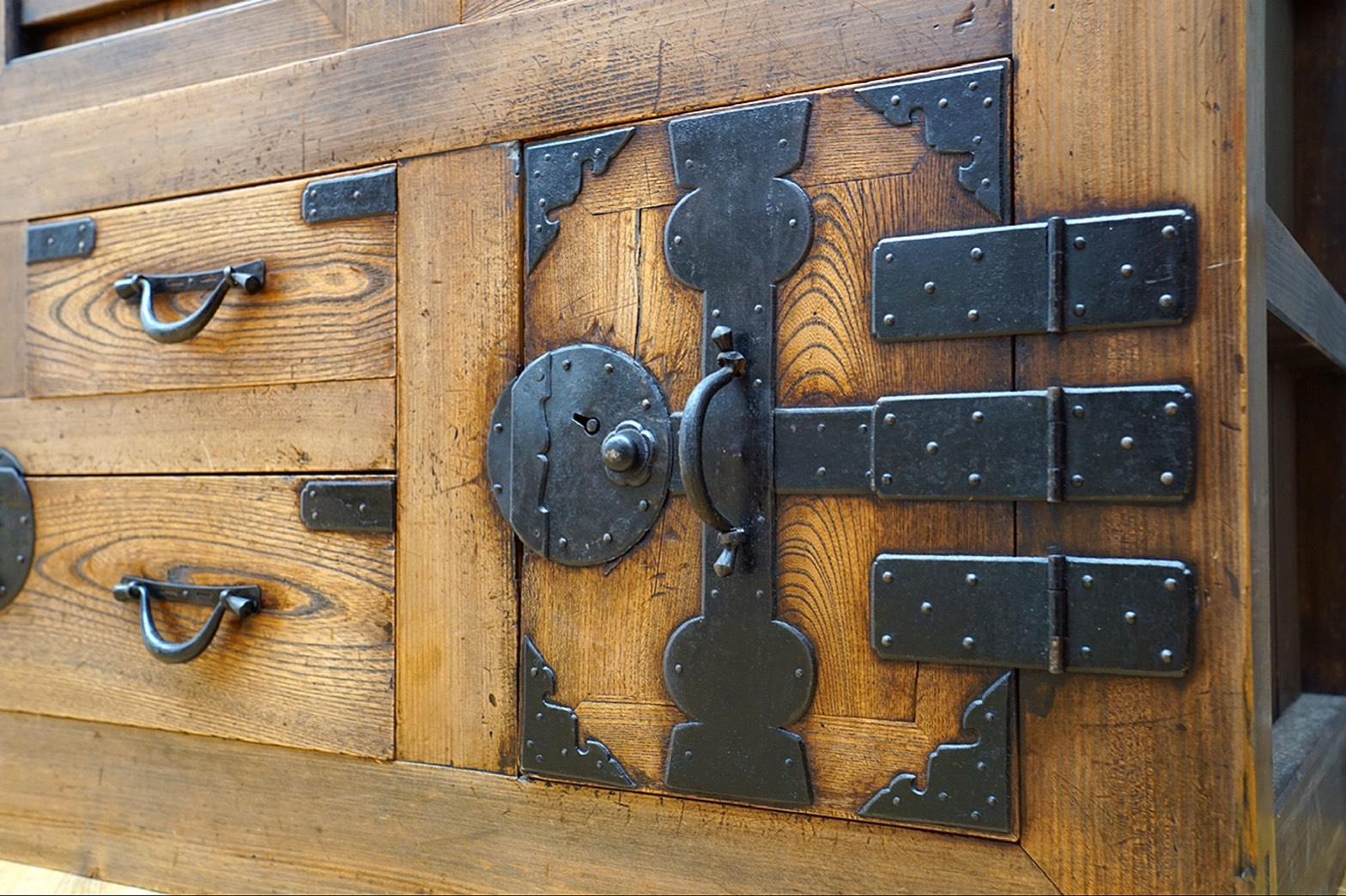時代箪笥・サイドボード3