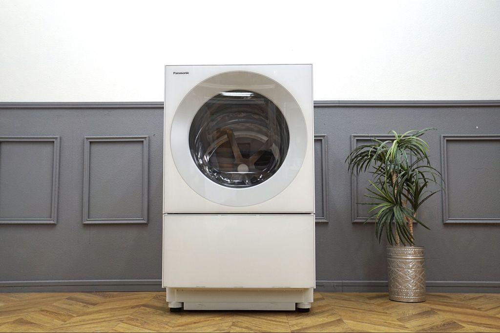 Panasonic NA-VG750 Cuble(キューブル) ドラム式洗濯乾燥機