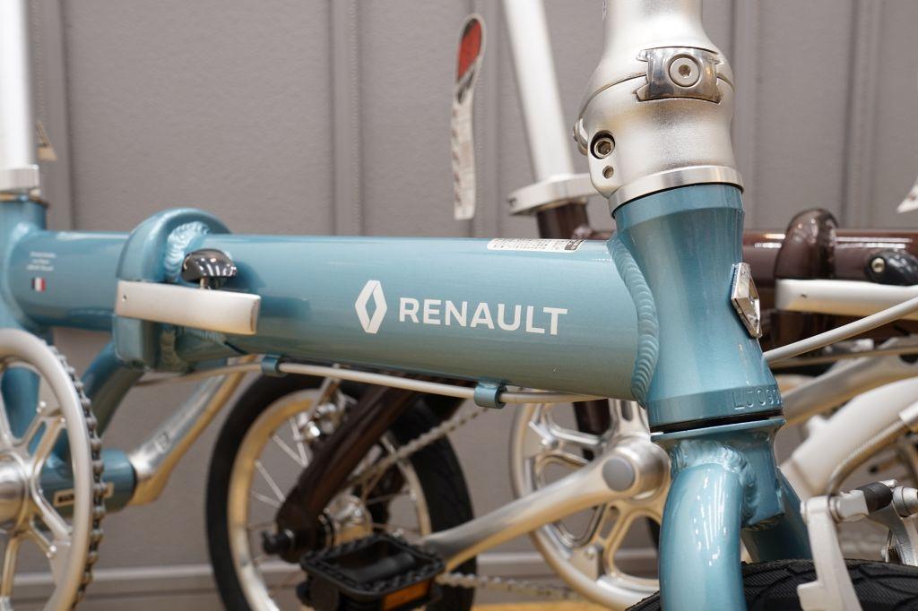 RENAULTルノー ライト8  折りたたみ自転車2