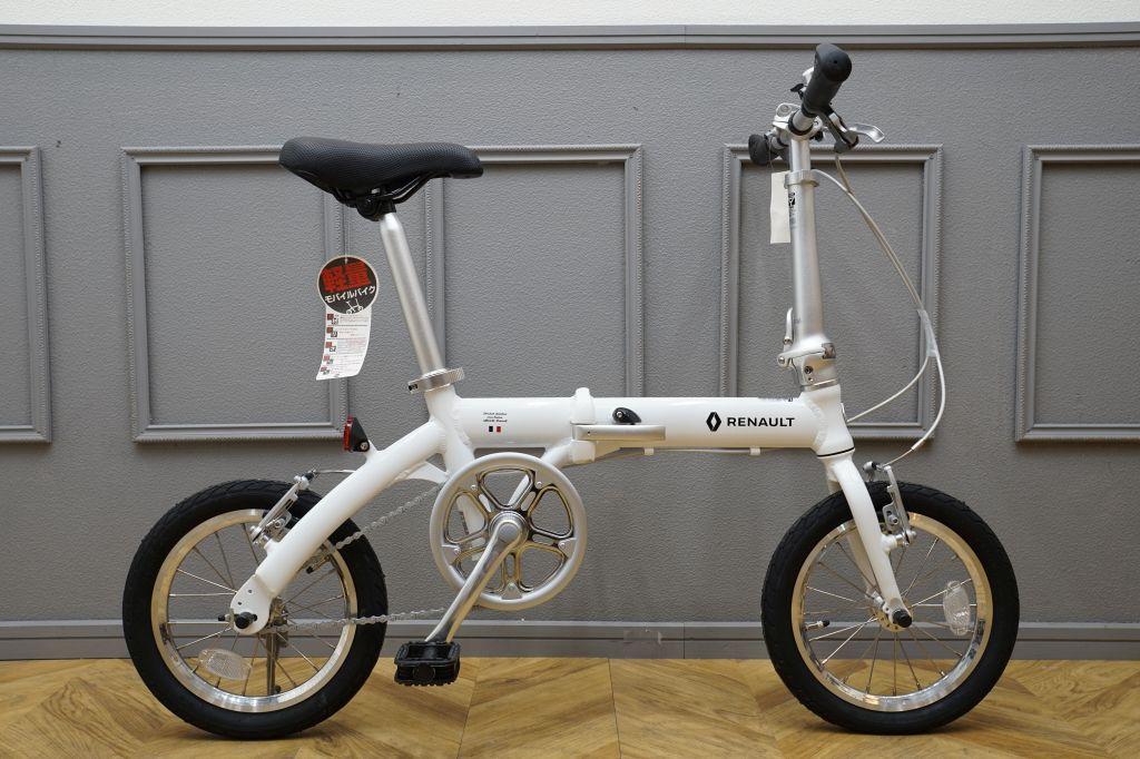 RENAULTルノー ライト8  折りたたみ自転車3