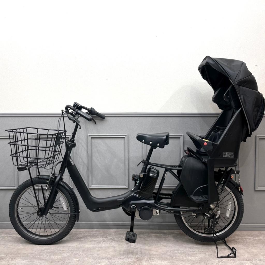 Panasonic ギュットアニーズDX 子供乗せ電動アシスト自転車4