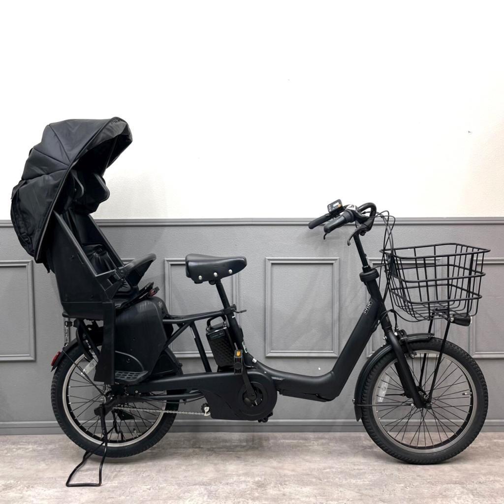 Panasonic ギュットアニーズDX 子供乗せ電動アシスト自転車
