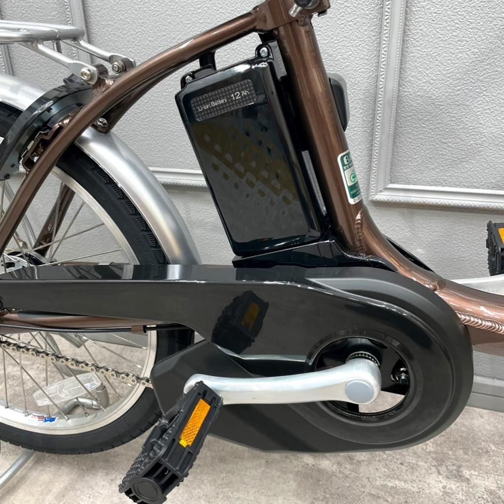 Panasonic 電動アシスト自転車 ビビ・L2